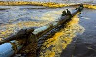 Công ty của Trung Quốc xả thải ra biển Dung Quất