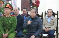 Bị cáo Nguyễn Bắc Son: