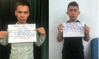 Truy tìm nhóm đối tượng liên quan tín dụng đen ở Sài Gòn