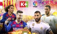 VTVcab phát sóng ba trận Ngoại hạng Anh với K+