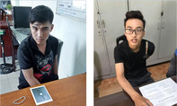 Hai tên cướp táo tợn ở Sài Gòn gây bức xúc trên mạng sa lưới