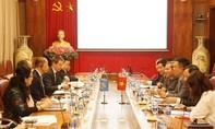 Tăng cường hợp tác với WHO để phát triển BHYT