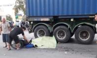 Hai học sinh tiểu học tử vong thương tâm dưới bánh container