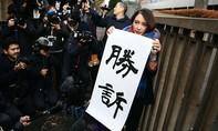 """Nữ nhà báo """"khuấy động"""" phong trào MeToo ở Nhật khi thắng vụ kiện hiếp dâm"""