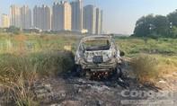 Một phụ nữ Hàn Quốc nghị bị sát hại ở Sài Gòn, ô tô bị đốt