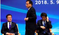 Căng thẳng Triều Tiên phủ bóng cuộc gặp Trung – Nhật – Hàn