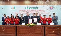 Hưng Thịnh Land tài trợ 100 tỷ đồng để bóng đá nữ hướng đến World Cup