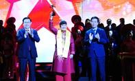 TOP 10 Sao Đỏ vinh danh CEO Phuc Khang Corporation