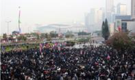 Hong Kong thắt chặt an ninh, đối phó biểu tình dịp Giáng sinh