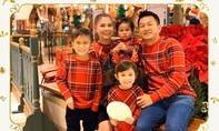 Sao Việt chia sẻ ấm áp mùa Noel
