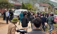 Thảm án ở Thái Nguyên: Thanh niên truy sát 5 người tử vong