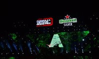 Heineken là thương hiệu bia chính thức tại chặng đua F1