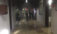 Bệnh nhân đốt bệnh viện, tấn công điều dưỡng ngất xỉu