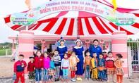 Sữa Cô Gái Hà Lan khánh thành ngôi trường thứ 23 cho trẻ em vùng sâu