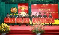 18 đơn vị Công an vinh dự nhận cờ thi đua của Chính phủ