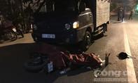 Xe máy lao vào xe tải, nam công nhân tử nạn trên đường về nhà trọ