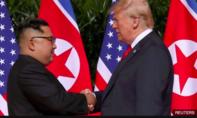 """Triều Tiên gọi Trump là """"lão già lẩm cẩm"""""""