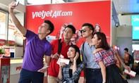 Vietjet tung triệu vé khuyến mãi từ 0 đồng chào đón đường bay mới