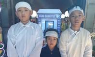 Nghẹn lòng với 3 đứa trẻ nhà nghèo mồ côi cha mẹ