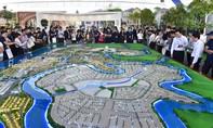 Novaland Expo gây ấn tượng mạnh với khách hàng và nhà đầu tư