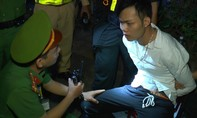 Lực lượng 911 bắt giữ nhiều đối tượng hình sự, ma túy