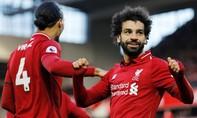 Liverpool lấy lại ngôi đầu từ Man City