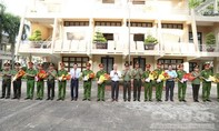 Khen thưởng các tập thể phá nhanh vụ cướp táo tợn tại Đồng Nai