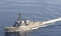 """Mỹ điều hai tàu chiến tuần tra Biển Đông """"thách thức"""" Trung Quốc"""