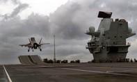 Mỹ - Anh sẽ tiếp tục phối hợp tuần tra trên Biển Đông