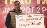Vietlott trao giải Jackpot trị giá 3,5 tỷ đồng cho khách hàng tại Hưng Yên