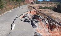 Tỉnh chỉ đạo phải khắc phục đường gần 550 tỷ đồng tan nát