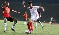 Việt Nam thắng đậm Timor Leste, vào bán kết U-22 Đông Nam Á