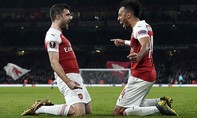 Thắng BATE Borisov 3-0, Arsenal vào vòng 1/8 Europa League