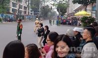 Thắt chặt an ninh ở Hà Nội trước giờ ông Kim Jong Un đến