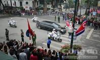 Truyền thông quốc tế ấn tượng với không khí chào đón ông Kim Jong-un