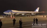 Chuyên cơ Air Force One tốn khoảng 3 triệu USD để bay tới Việt Nam