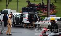 Đặc vụ Mỹ và chó nghiệp vụ kiểm tra từng ngóc ngách khách sạn Marriott