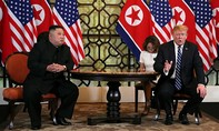 Sáng nay hai ông Trump - Kim gặp riêng nhau tại khách sạn Metropole