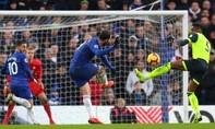 Chelsea thắng 5-0, vươn lên vị trí thứ 4 Ngoại hạng Anh