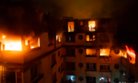 Cháy chung cư ở Paris, ít nhất 10 người thiệt mạng