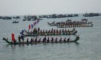 Lễ hội đua thuyền có từ 350 năm, tri ân các dân binh Hoàng Sa - Trường Sa