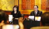 Triều Tiên họp báo lúc nửa đêm thông tin về thượng đỉnh