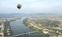 10 khinh khí cầu của quốc tế sẽ hội tụ tại TP.Huế