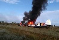 Máy bay rơi ở Colombia, 14 người thiệt mạng