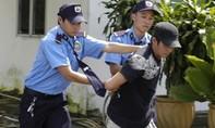 """Tên trộm """"viếng"""" 6 chốt bảo vệ trong KCN Biên Hoà 2 chỉ một đêm"""