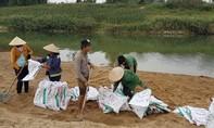 """Đắp đập trên sông Quảng Huế để """"giải khát"""" cho Đà Nẵng"""