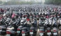 Công an quận Thủ Đức tìm chủ xe mô tô và người bị hại