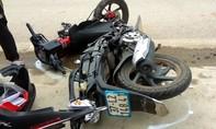 Xe ben tông văng xe máy, nam thanh niên tử vong tại chỗ