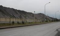 Formosa Hà Tĩnh dùng xỉ thải để làm công trình khi chưa được đồng ý
