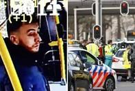 Bắt được nghi phạm nổ súng trên tàu điện Hà Lan